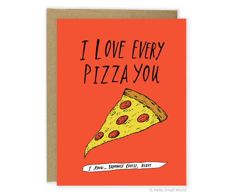 pizza you card